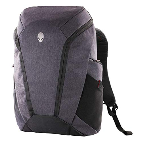 Alienware m17 Elite Gaming Laptop Backpack, 17-Inch, Gray/Black (AWM17BPE)