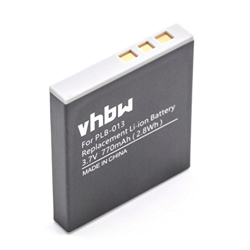 vhbw Li-Ion Akku 770mAh (3.7V) für Wireless Headset Kopfhörer Bang & Olufsen BeoPlay H7, H8, H9