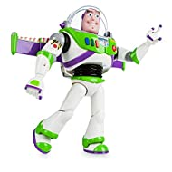 """Disney Store Buzz Lightyear Interactive Talking Action Figure from Toy Story, 30cm / 11"""", Features 1..."""