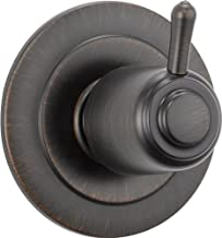 Delta Faucet 3-Setting Shower Handle Diverter Trim Kit, Venetian Bronze T11800-RB (Valve Not Included)