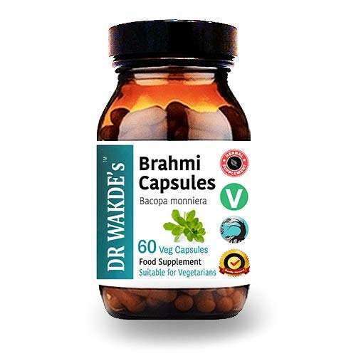 Brahmi Capsules (Bacopa monniera)