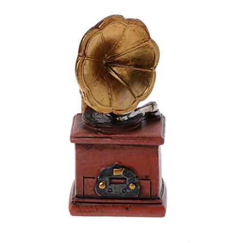 A0127 Neugeborene Grammophon Fotografie Requisiten Kreation Herren Infant DIY Requisiten Studio Zubeh?r