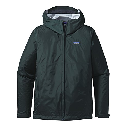 Patagonia Men Torrentshell Jacket Carbon (M)