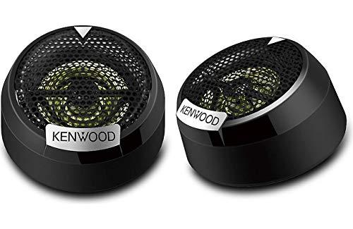 """Kenwood KFC-ST01 1"""" High Efficiency Car Dome Tweeters"""