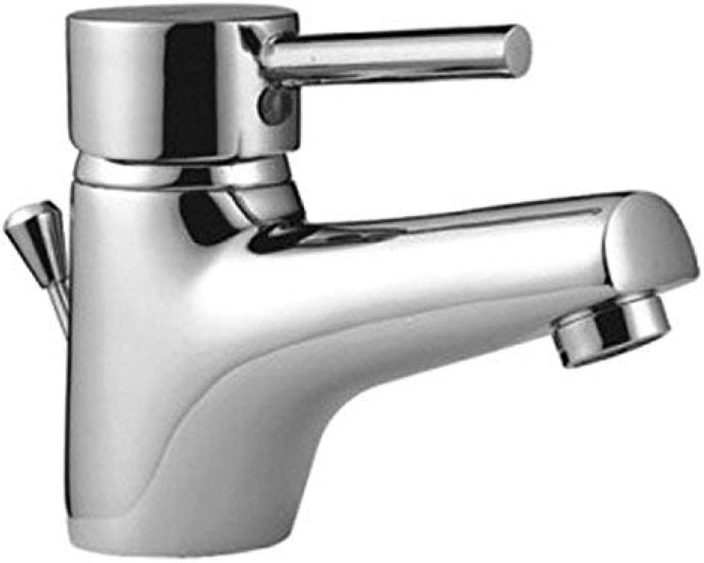 ZHAS Bad Waschbecken Wasserhahn warmes und kaltes Wasser Mischbatterie Alle Kupfer Waschbecken, Waschtischmischer