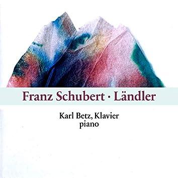Franz Schubert Ländler