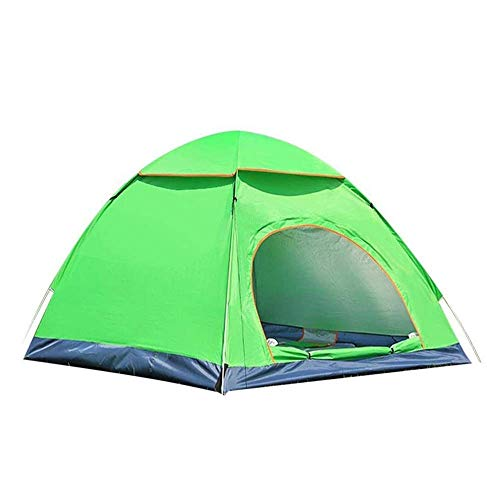 CHHD Tent for Camping 2 Person Camping Tent Lightweight Backpacking Tent Waterproof Windproof Single door Easy Setup Double Layer Outdoor Tent for Mountaineering Travel