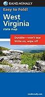 Rand McNally EasyFinder West Virginia: Highways & Interstates