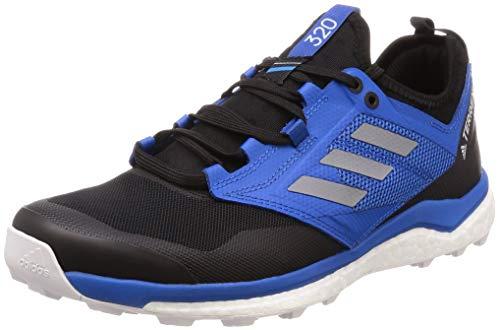 adidas Terrex Agravic XT, Zapatillas de Trail Running Hombre, Negro (Negbás/Gritre/Belazu 000), 45 1/3 EU