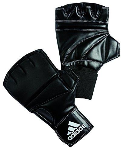 adidas Powerhand Speed Boxhandschuhe, Schwarz, One Size
