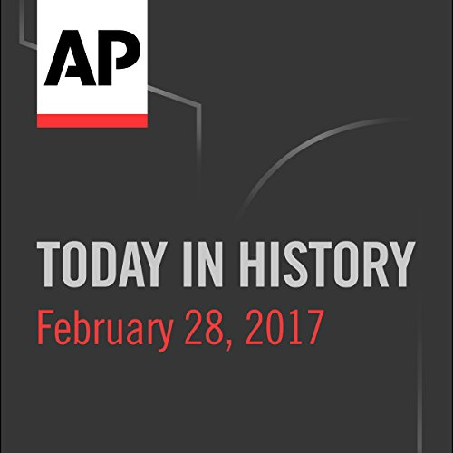Today in History: February 28, 2017 cover art