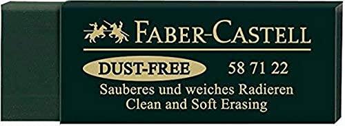 Gomme Faber-Castell verte, taille unique