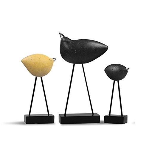 Jack Mall- Moderno e minimalista ornamenti creativi accessori per la casa soggiorno Mobile TV in resina ingresso decorazioni di arte astratta animali