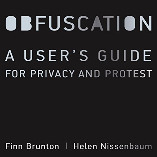 Obfuscation audiobook cover art