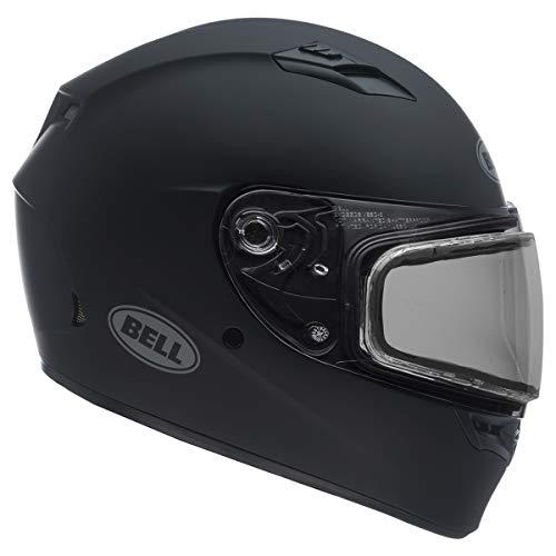 Bell Qualifier Dual Shield Snow Helmet (Matte Pink/Black, Medium)