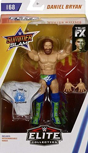 15 cm Spielzeug Actionfiguren ab 6 Jahren Daniel Bryan Action Figur WWE GKT00