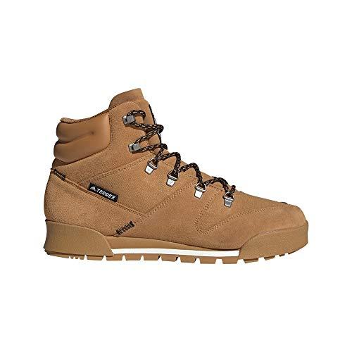 adidas Terrex Snowpitch C.RDY, Zapatillas de Hiking Hombre, Mesa/Mesa/NEGBÁS, 46 2/3 EU