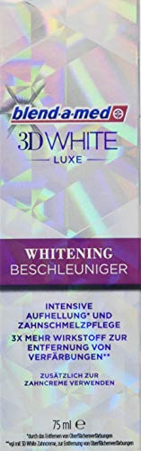 Blend-a-med 3DWhite Luxe Whitening-Beschleuniger, 75 ml
