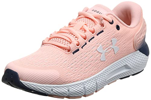 Under Armour Charged Rogue 2, Zapatillas para Correr Mujer, Peach Frost 600 Color Blanco, 40 EU