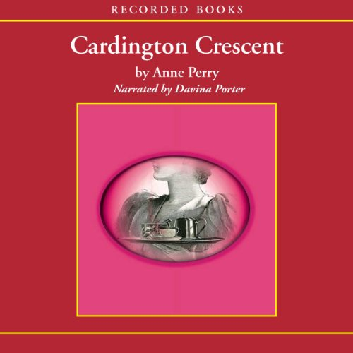 Cardington Crescent audiobook cover art