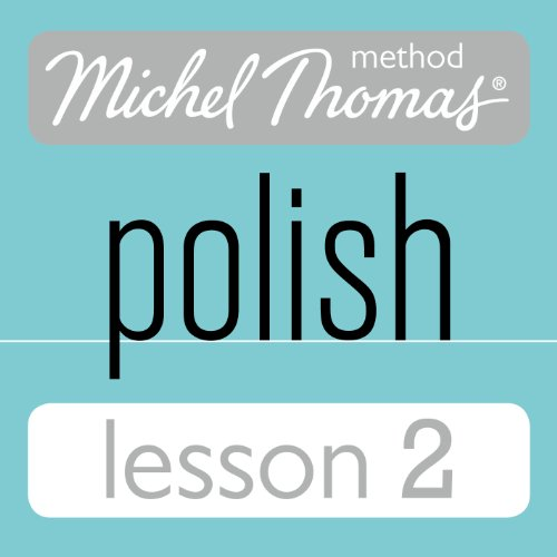 Michel Thomas Beginner Polish Lesson 2 Titelbild