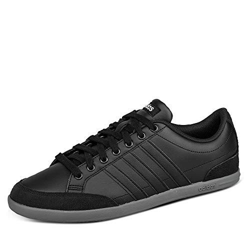 adidas CAFLAIRE, Zapatillas de Tenis Hombre, NEGBÁS/NEGBÁS/Gricin, 42 EU