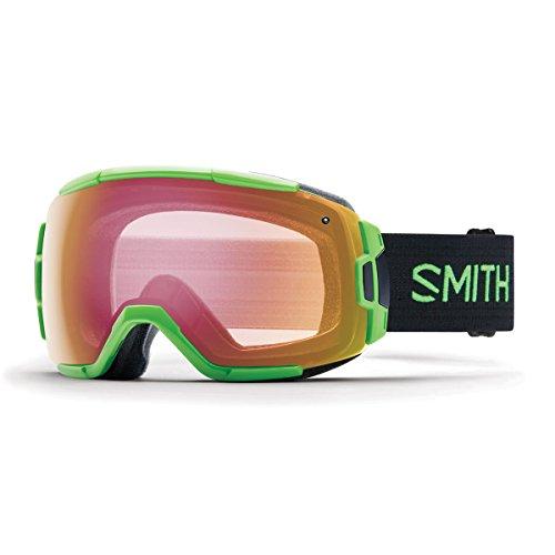 Smith Optics Vice Adult Snowmobile Goggles Eyewear,Reactor / Red Sensor Mirror