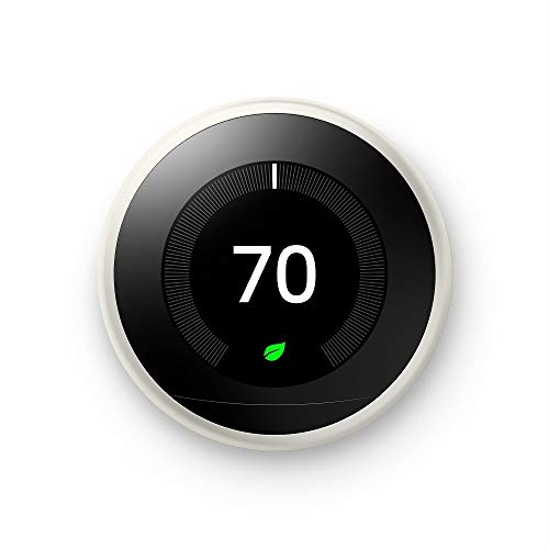 Google Nest Learning Thermostat | Amazon.com