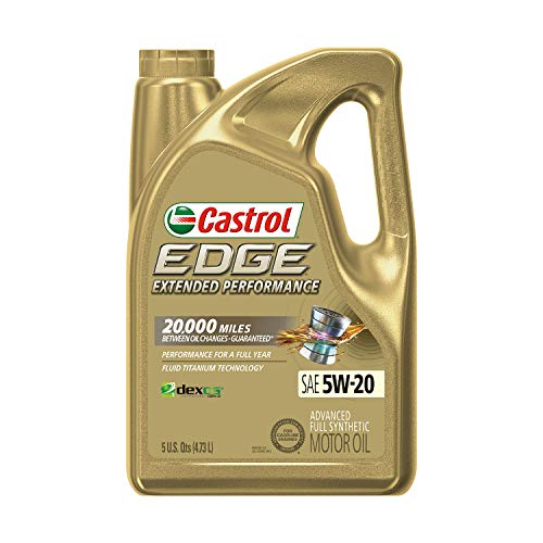 Castrol 1598EF Edge Extended Performance 5W-20...