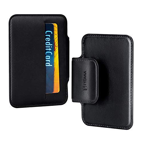 PITAKA Card Holder Money Clip Specially Designed MagEZ Case for iPad Pro Exclusive Accessories Easy...
