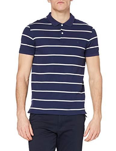 IZOD Poloshirt gestreift für Herren - Performance Pique Stripe Polo