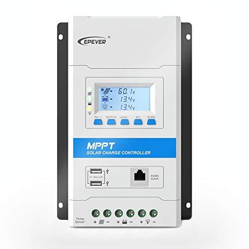 EPEVER neueste 40A MPPT-Laderegler, TRIRON 4210N Intelligent Regulator, aktualisierte Version der Tracer A / an-Serie