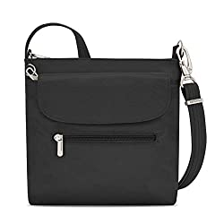 Travelon Anti-Theft Classic Mini Shoulder Bag, best anti-theft handbags, theft-proof handbags, anti-theft luggage theft-proof luggage, anti-theft bags, theft-proof bags, travel safety, travel security