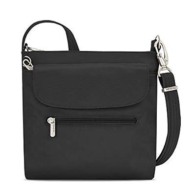 Travelon Anti-Theft Classic Mini Shoulder Bag, Black