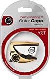 G7th Performance 3 Capo with ART (Steel String 18kt Gold Plate)