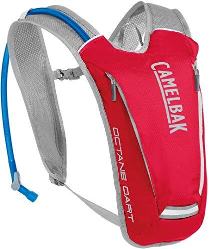 CAMELBAK Trinkrucksack Dart 50 Oz Octane Crimson, rot/silberr