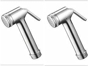 StylEra Nano Brass Health Faucet Jet Spray Toilet Spray (ONLY Gun) Set of 2