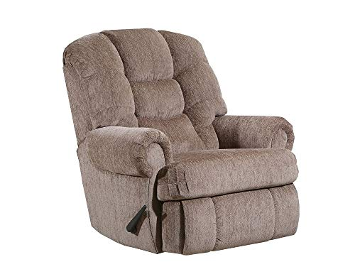 """Lane Stallion Big Man (Extra Large) Wallsaver Comfort King Recliner, Rated for Weights of up to 500 lbs. Seat Width 25"""" Extended Length 79"""" 4501 XL"""