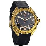 Vostok KOMANDIRSKIE 2414219524Militar ruso reloj mecánico