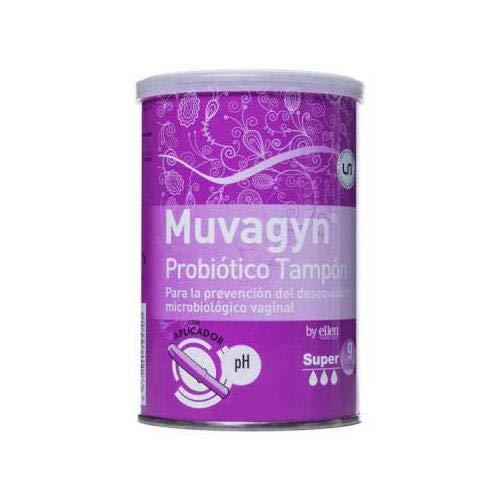 Muvagyn Tampones - 50 gr