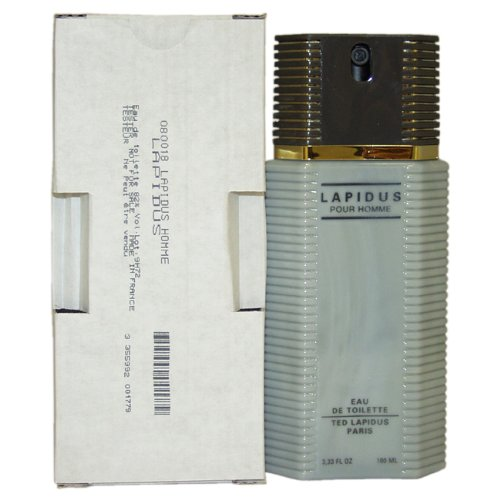 Ted Lapidus Men Spray Spray, Tester, 3.4 Oz