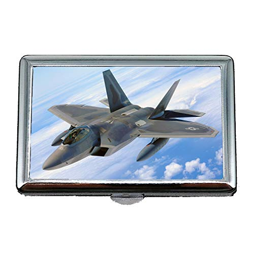 Yanteng Kampfflugzeuge, Zigarette Aufbewahrungskoffer/Box, Kämpfer Keith städtischen, Visitenkartenetui Visitenkartenetui Edelstahl