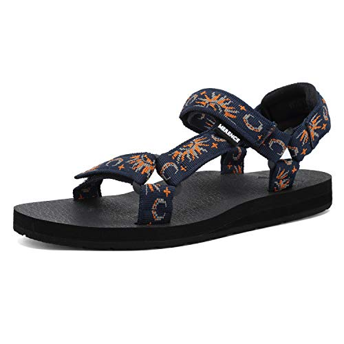 CIOR Women's Sport Sandals Hiking Sandals Yoga Mat Insole Outdoor Light Weight with Arch...