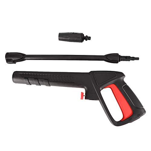 Drukwasmachine-16Mpa auto hoge druk Washer Clip-on elektrische Jet waterpistool voor B-osch AQT zwart & Decker