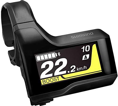 SHIMANO Steps SC-EM800 E-Bike Fahrradcomputer inkl. Ø31,8/35mm Schelle 2021 Display