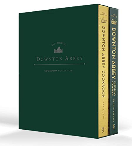 The Official Downton Abbey Cookbook Collection: Downton Abbey Christmas Cookbook, Downton Abbey Official Cookbook