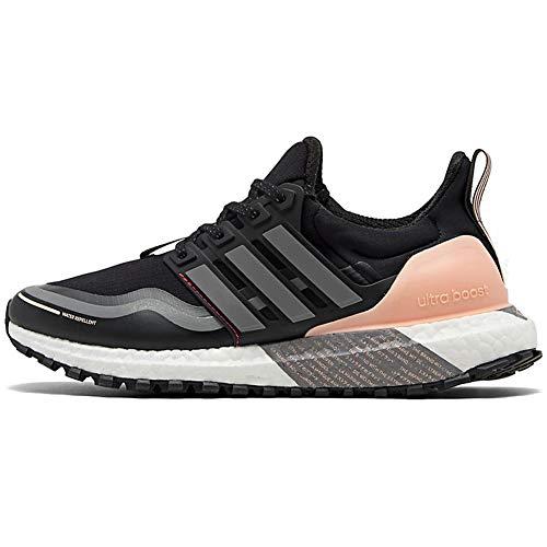 adidas Ultraboost Guard - Zapatillas de correr para mujer, Negro (Negro/Rosado), 37.5 EU