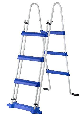 Gre ES1100 - Escalera para Piscina Elevada, 135 cm