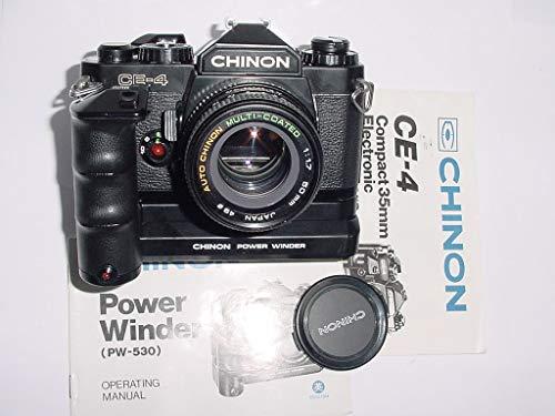 Unbekannt Chinon CE-4 CE 4 CE4 Spiegelreflexkamera Body Gehäuse SLR Kamera