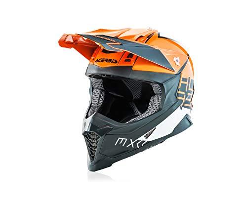 Acerbis casco impact x-racer vtr